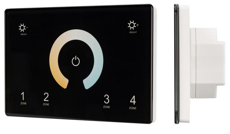 Сенсорные панели управления SMART – освещения