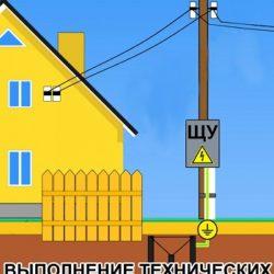 Технические условия присоединения к сетям электроснабжения
