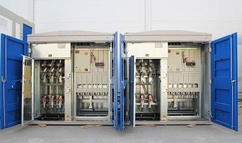 Распределительные  устройства трансформаторных подстанций