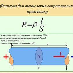 Выбор электрического проводника расчет для проекта