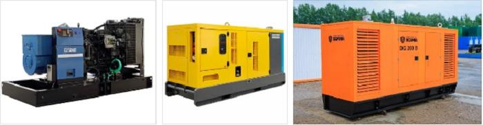 Дизель-генераторная установка. Эксплуатация и применение ДГУ