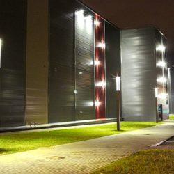 Освещение архитектурное и функционально - декоративное