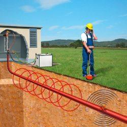 Определение мест повреждений кабельных линий