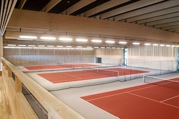 Спортивные сооружения проектирование освещения
