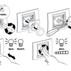 Электроустановочные изделия, решение для гостиной