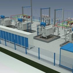 Разработка рациональной конфигурации электрических сетей