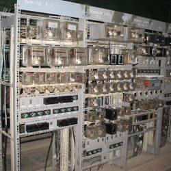 Программа технического обслуживания при новом включении РЗА