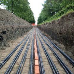 Проект организации строительства кабельной линии