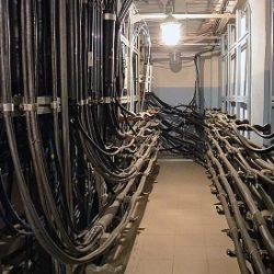 Проектирование кабельного хозяйства на подстанциях