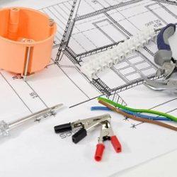 Подготовка к производству электромонтажных работ
