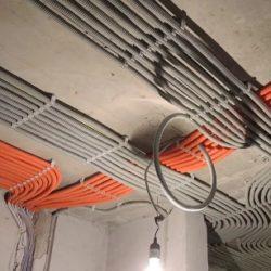 Электропроводки общие требования. Электромонтажные работы