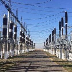 Построение электрической сети 20 кВ