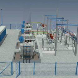 Построение сети 6, 10 кВ, подходы к построению электросетей