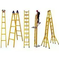 Лестницы и стремянки изолирующие в электроустановках
