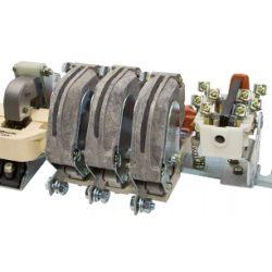 Электромагнитные контакторы, классификация и конструкция